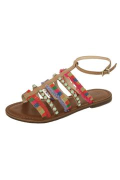 Shoptiques Product: Multi Flat Sandal