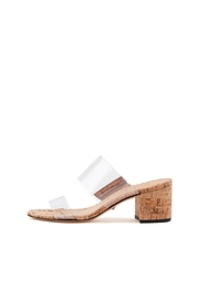 Schutz Vicotorie Cork Heel - Product Mini Image