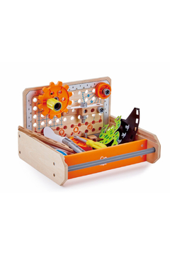 Hape Science Experiment Toolbox - Product List Image