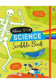Usborne Science Scribble Book - Product Mini Image