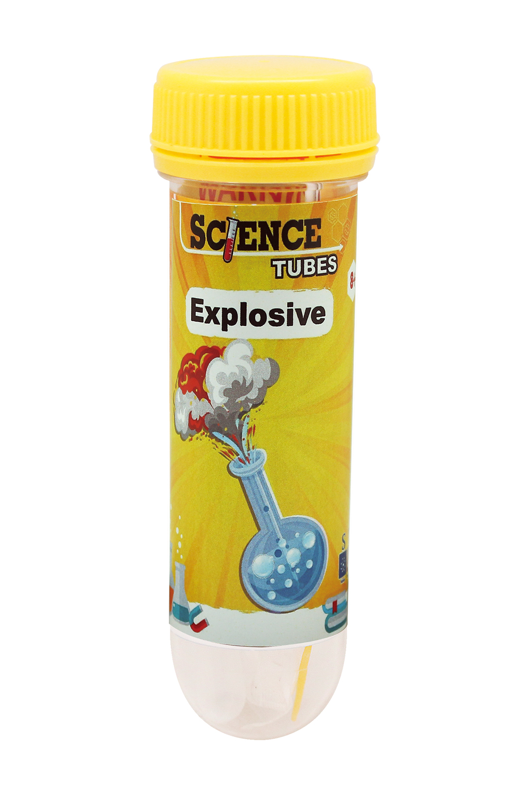 Wild Science Science Tubes: Explosive - Main Image