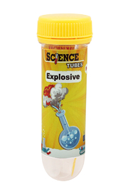 Wild Science Science Tubes: Explosive - Front cropped