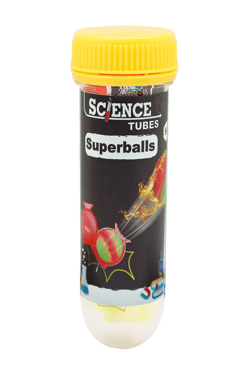 Wild Science Science Tubes: Superballs - Main Image