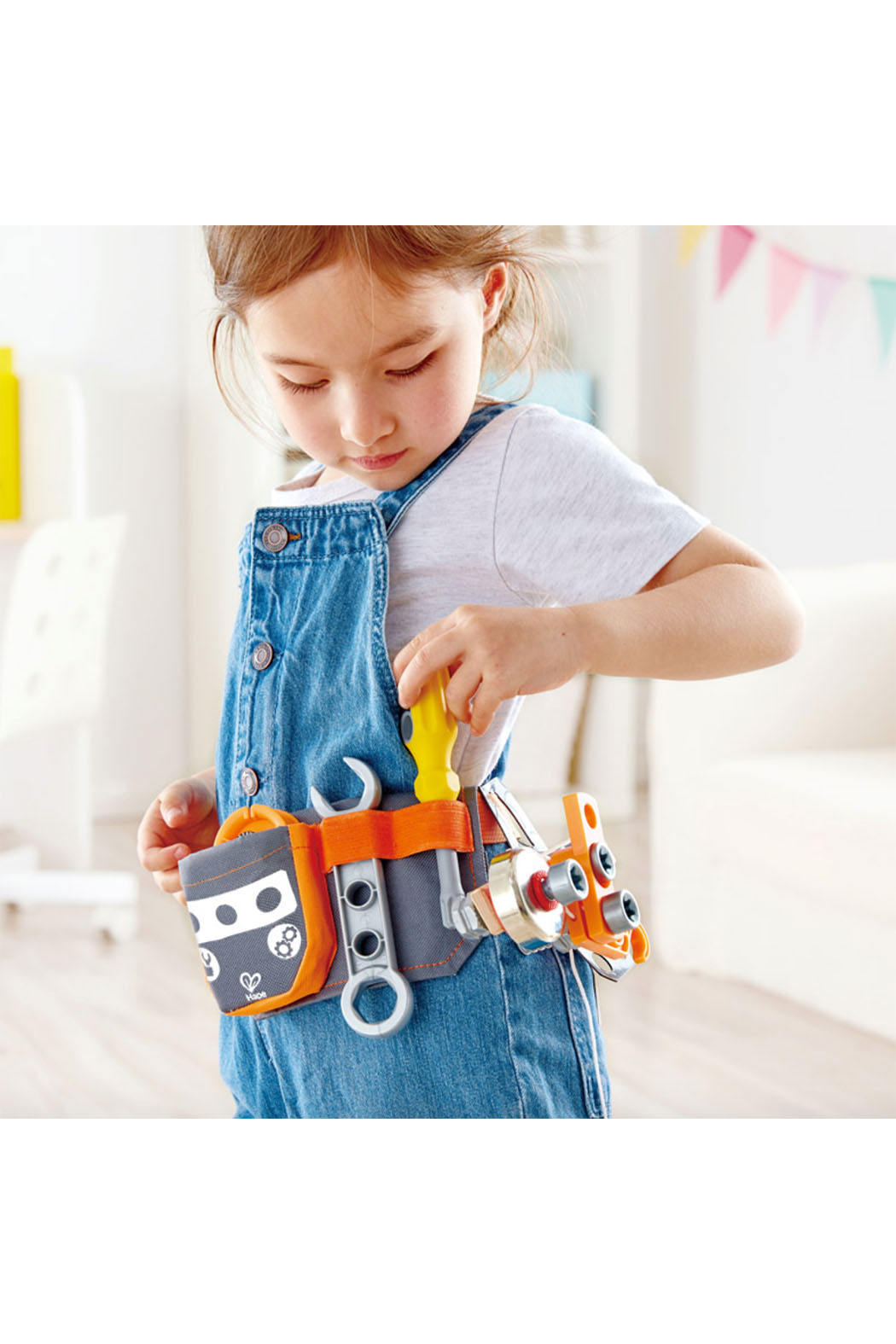Hape Scientific Tool Belt - Front Cropped Image