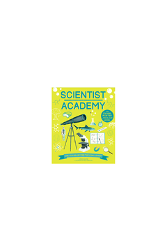 Usborne Scientist Academy - Product List Image