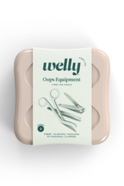 Welly Scissors Tweezers and Finger Nail Clippers - Product Mini Image