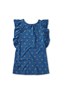 Tea Collection Scoop Back Ruffle Dress - Product List Image