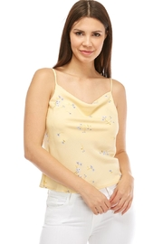 Lumiere Scoop Floral Tank - Product Mini Image