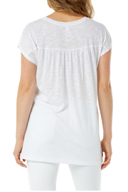 Liverpool  SCOOP NECK CAP SLEEVE DOLMAN - Side cropped