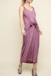 Umgee Scoop Neck Maxi - Product Mini Image