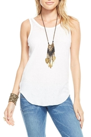 Chaser Scoop Neck Tank - Product Mini Image