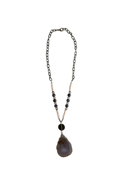 Shoptiques Product: Agate Statement Necklace