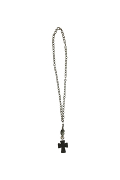 Shoptiques Product: Vintage Cross Necklace