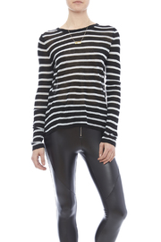 Scotch % Soda Fine Knit Pullover - Front cropped