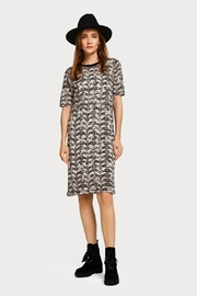 Scotch % Soda Burnout Tshirt Dress - Product Mini Image