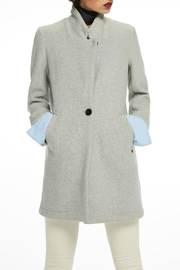 Scotch and Soda Bonded Wool Coat - Front cropped