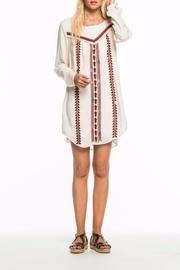Scotch and Soda Embroidered Dress - Product Mini Image
