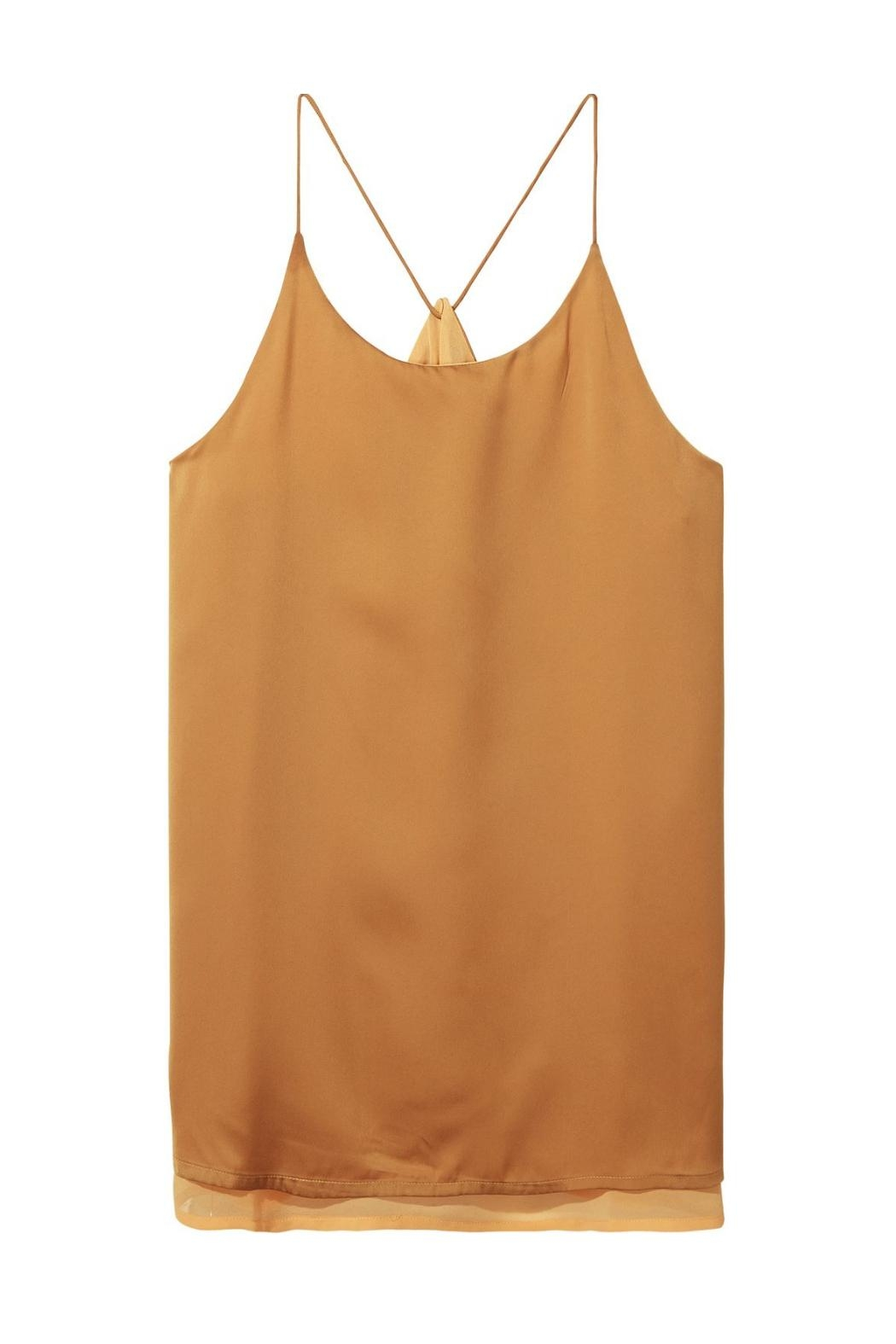 Scotch and Soda Layered Tank Top - Front Cropped Image