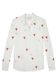 Scotch and Soda Printed Blouse - Front cropped