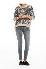 Scotch and Soda Printed Sweater - Front full body