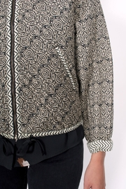 Scotch and Soda Quilted Paisley Jacket - Other
