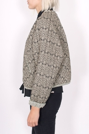 Scotch and Soda Quilted Paisley Jacket - Side cropped