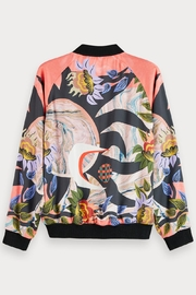 Scotch and Soda Reversible Bomber Jacket - Other