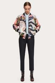 Scotch and Soda Reversible Bomber Jacket - Side cropped