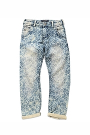 Scotch R'Belle Animal Jogger Jeans - Front cropped