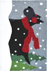 Jelly Bean Rugs Scottie Dog Rug - Product Mini Image
