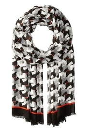 Vera Bradley Scottie Dogs Scarf - Product Mini Image