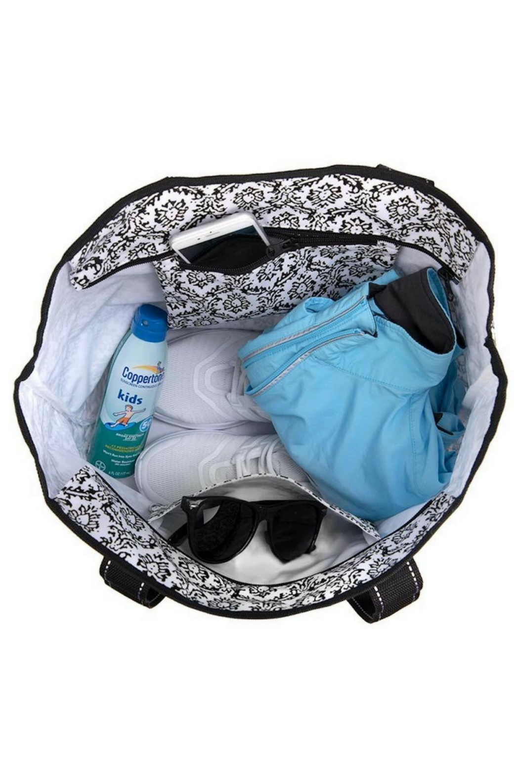 Scout Fitkit Gym Bag - Side Cropped Image