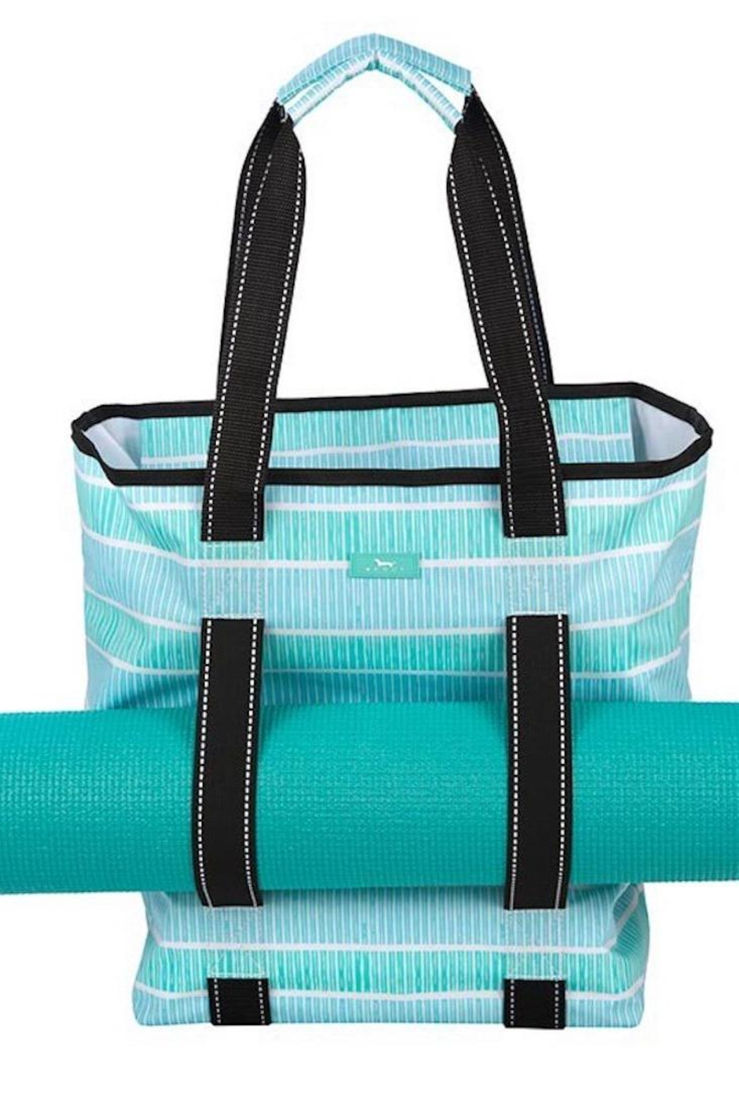 Scout Fitkit Gym Bag - Front Full Image