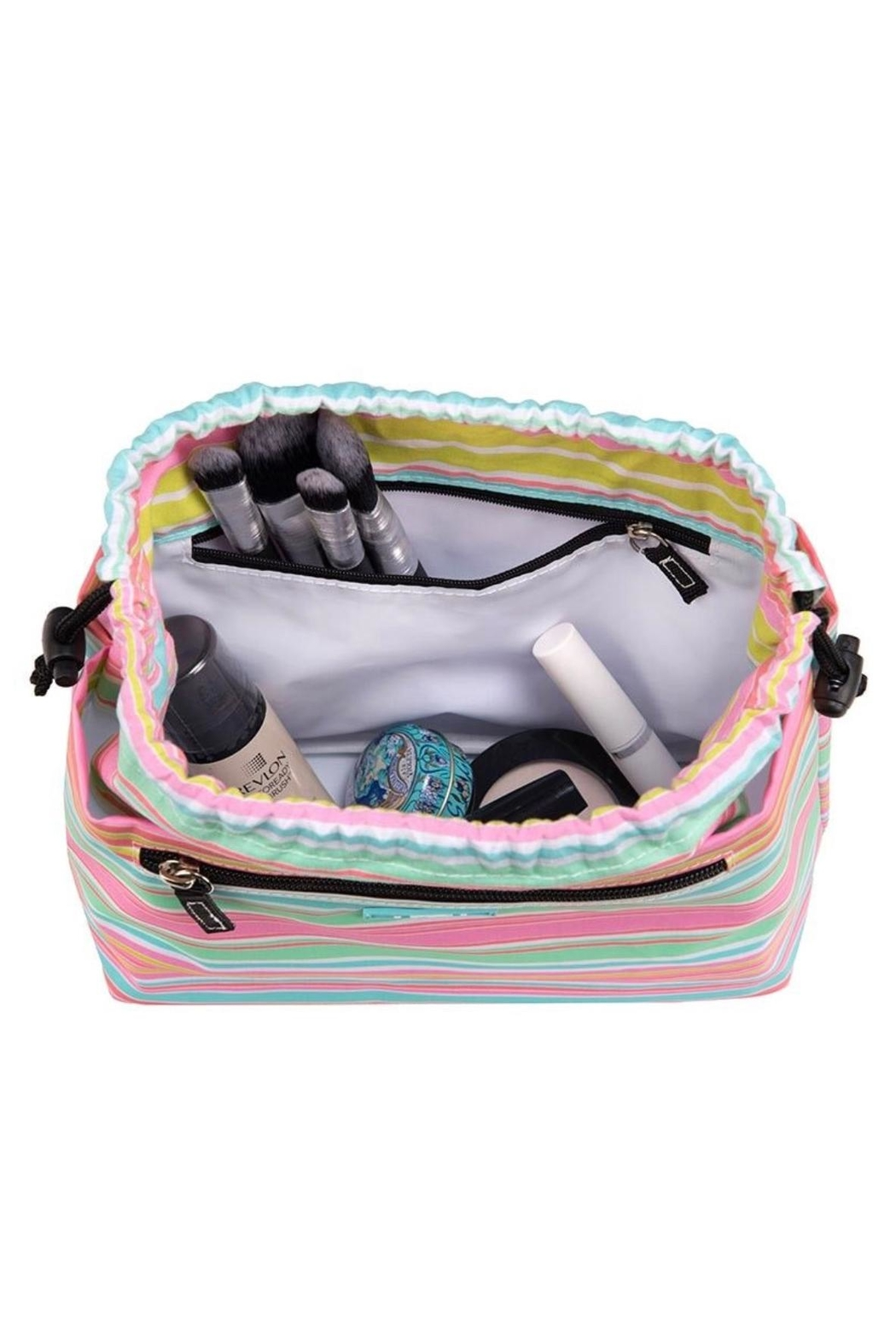 Scout Glam Makeup Bag - Side Cropped Image
