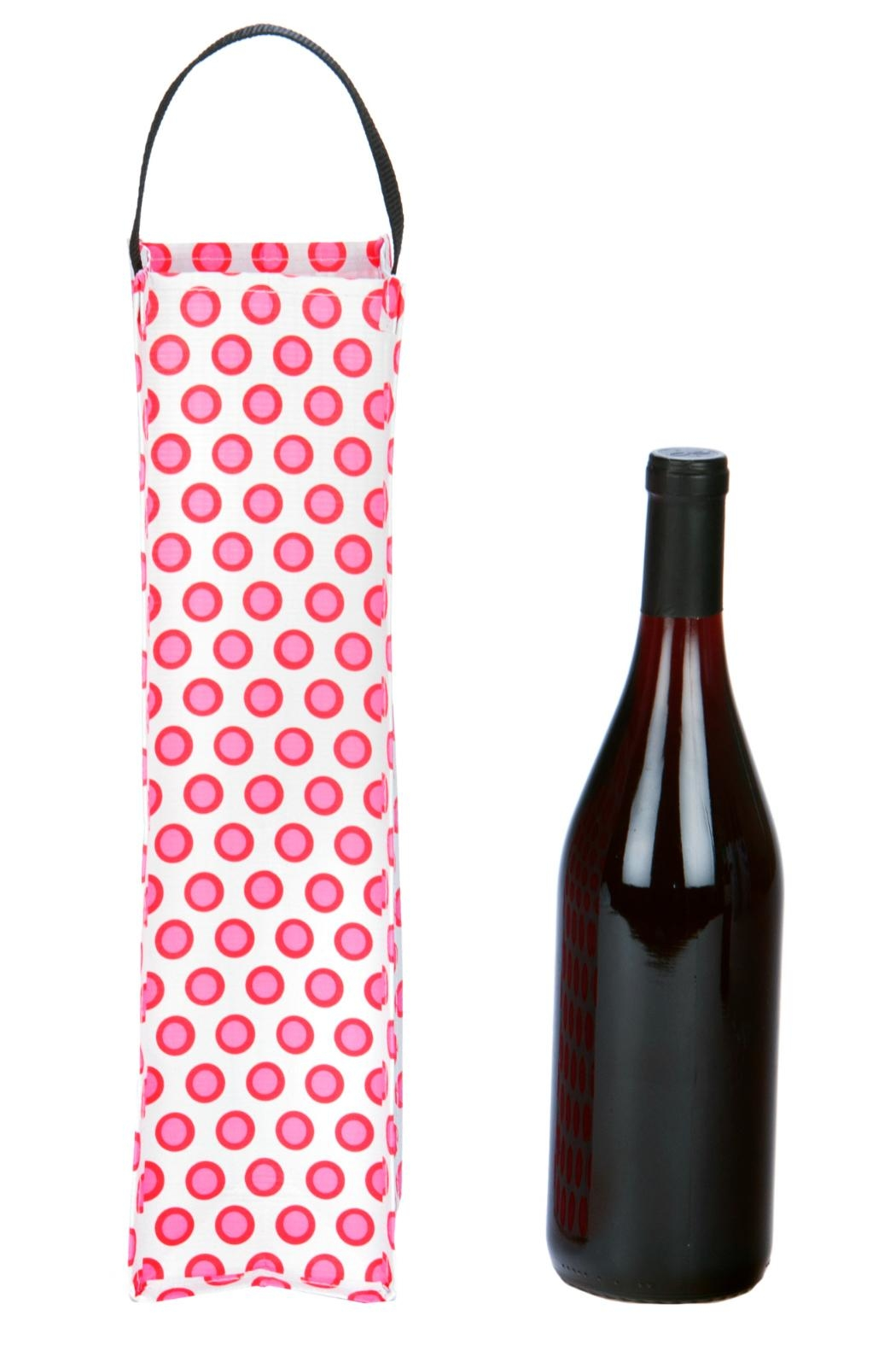 Scout Spirit Liftah Wine Tote - Front Full Image