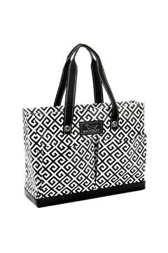 Shoptiques Product: Uptown Girl Multi Pocket Tote