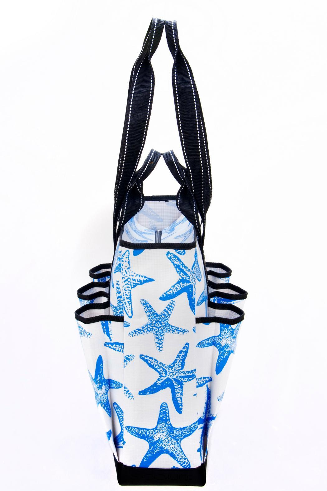 Scout by Bungalow Multi-Pocket Tote - Front Full Image