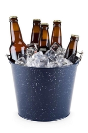 Scout Clothing & Decor Enamel Beer Bucket - Front cropped