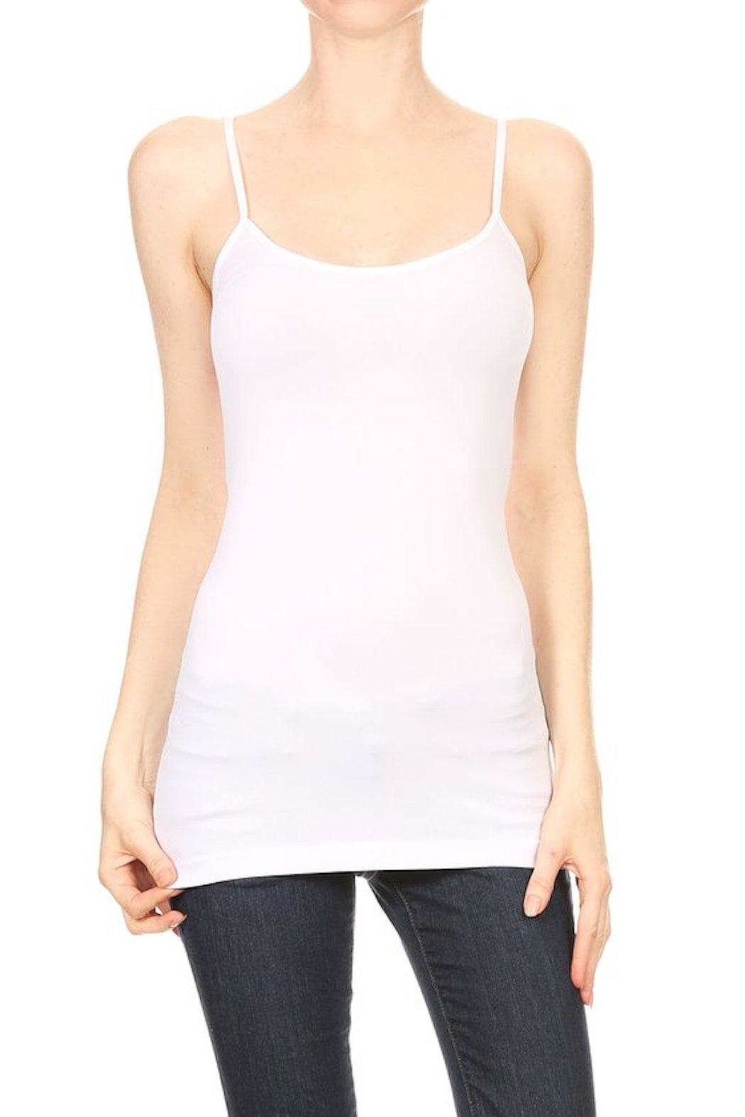 Scout Clothing & Decor Layering Cami - Front Cropped Image