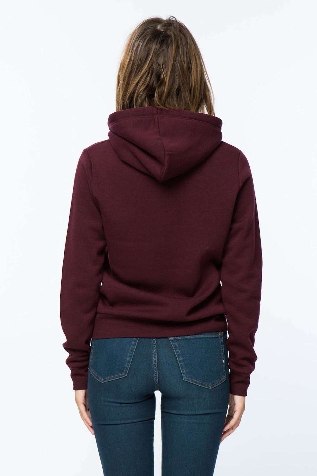 Scout Clothing & Decor The Perfect Hoodie - Back Cropped Image