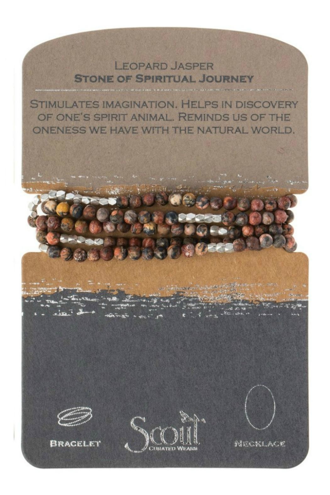 Scout CURATED WEARS Spiritual Journey Necklace - Main Image