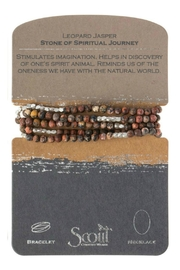 Scout CURATED WEARS Spiritual Journey Necklace - Front cropped
