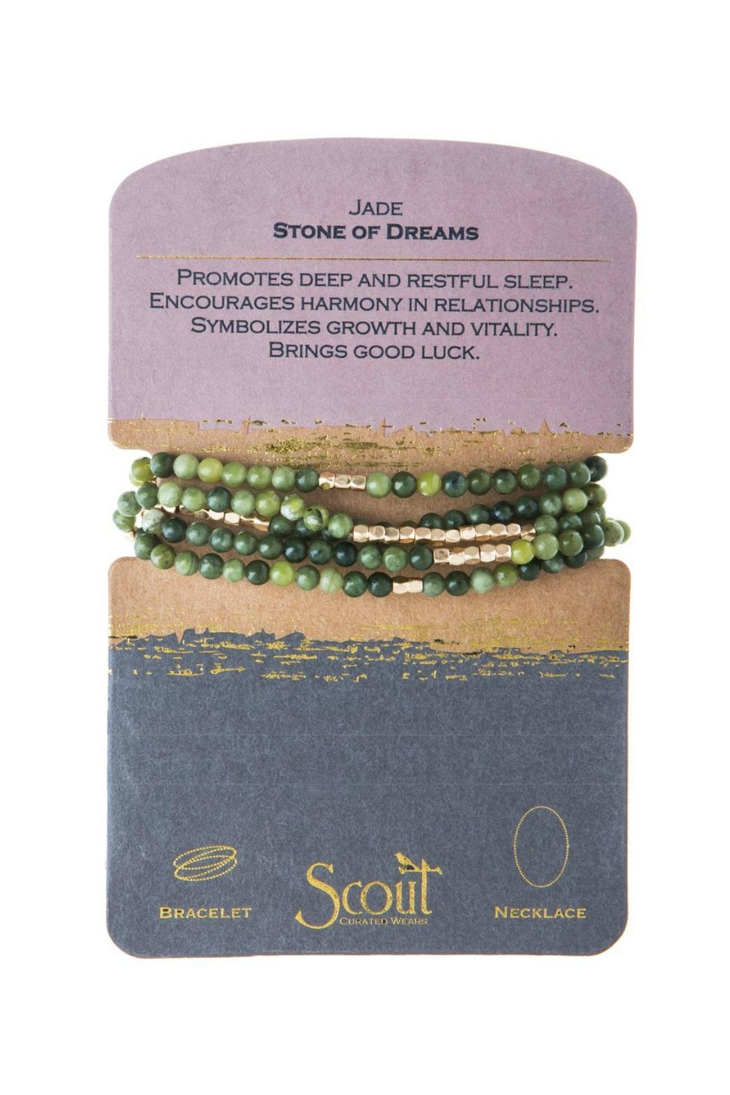 Scout CURATED WEARS Stone Of Dreams - Main Image