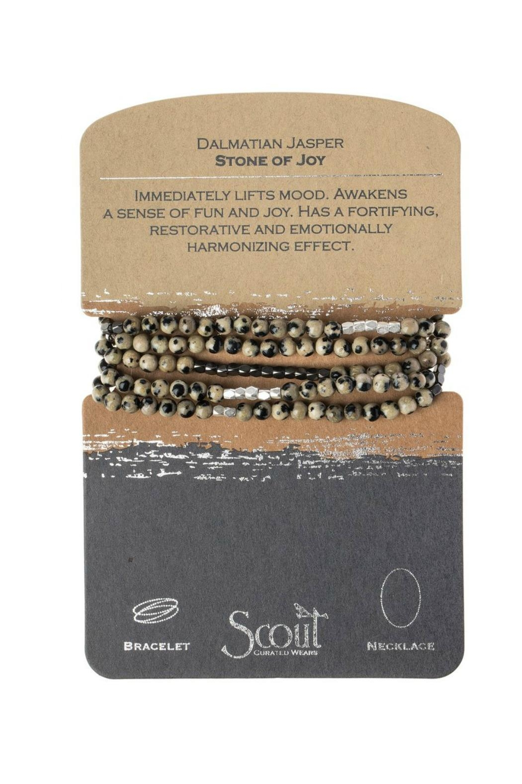 Scout CURATED WEARS Stone Of Joy - Main Image