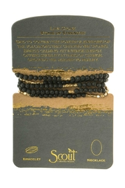 Scout CURATED WEARS Stone Of Strength - Front cropped