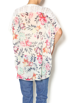 Shoptiques Product: White Floral Top