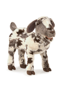 Folkmanis Screaming Goat Puppet - Product List Image