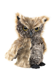 Folkmanis Screech Owl Hand Puppet - Product Mini Image