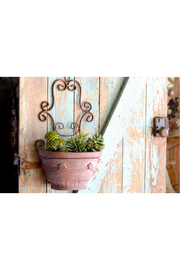 Maison A Scrolled Wall Planter - Product Mini Image