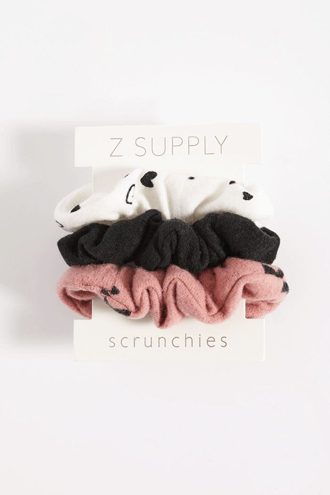 z supply Scrunchies - Front Cropped Image